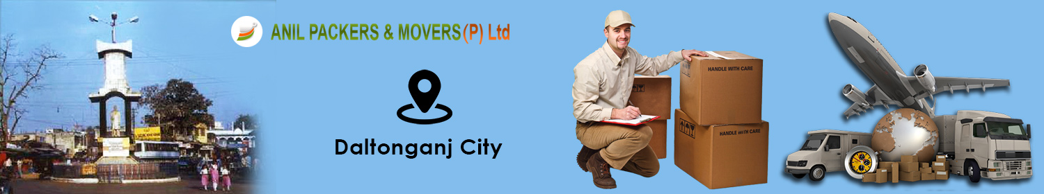 Packers and Movers in Daltonganj