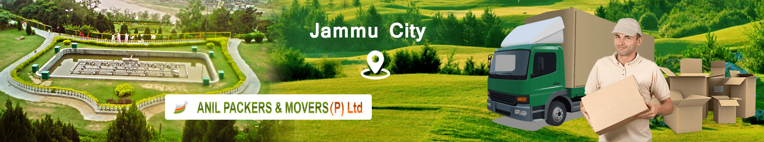 Packers and Movers in Jammu