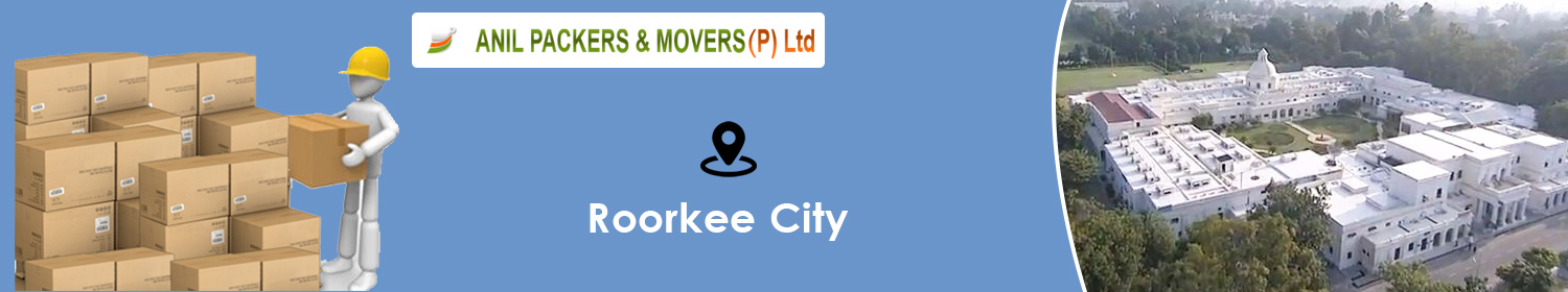 Packers and Movers in Roorkee