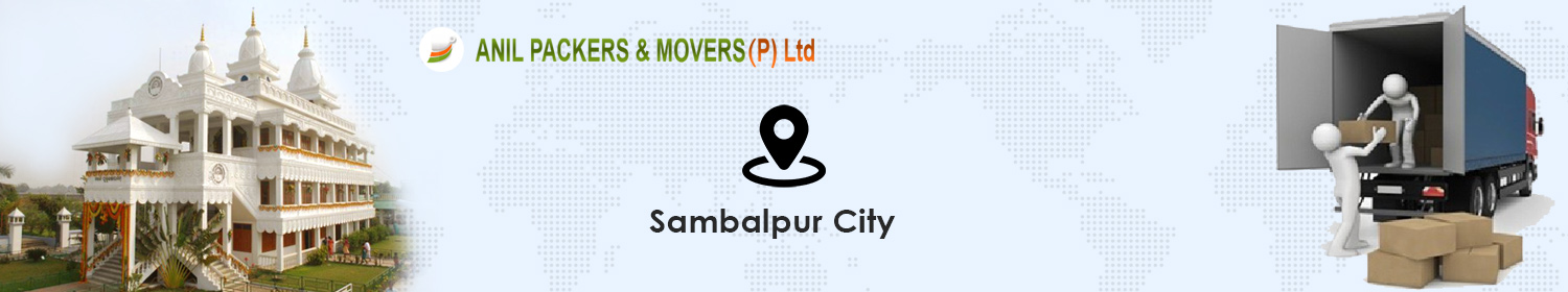 Packers and Movers in Sambalpur
