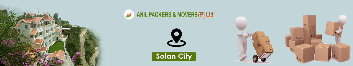 Packers and Movers in Solan