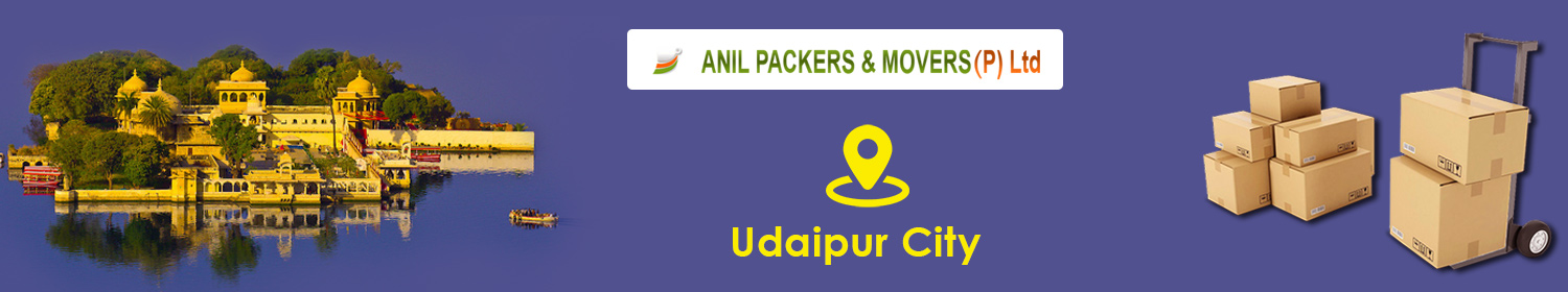 Packers and Movers in Udaipur