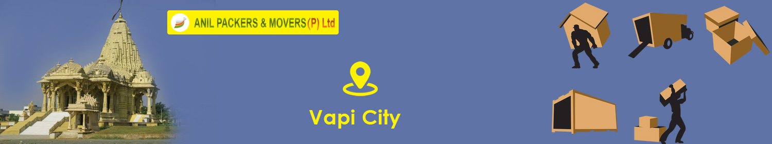 Packers and Movers in Vapi