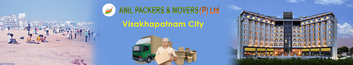 Packers and Movers in Visakhapatnam