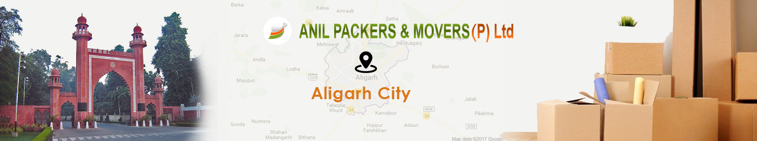 Trusted Packers and Movers in Aligarh