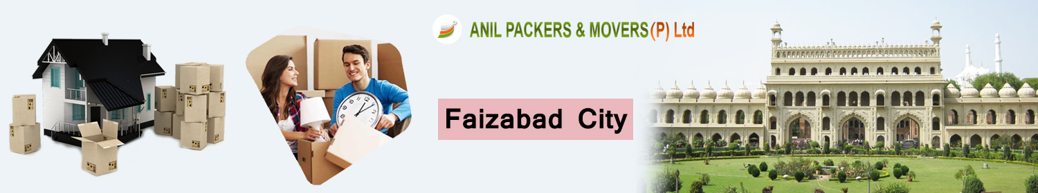Packers and Movers in Faizabad