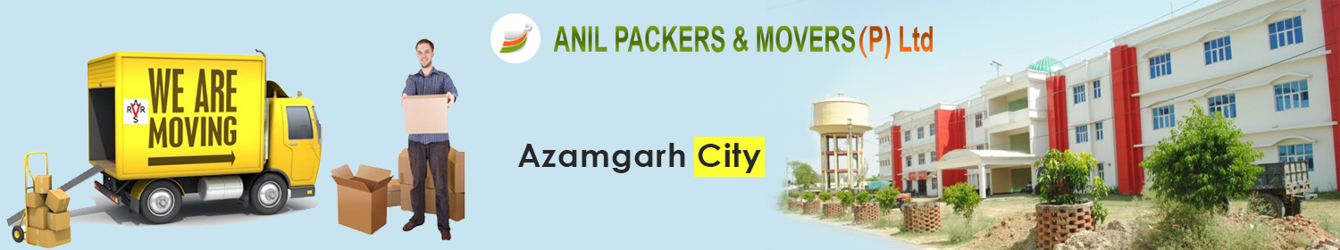 Packers and Movers in Azamgarh