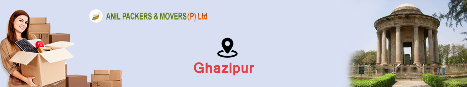 Packers and Movers in Ghazipur