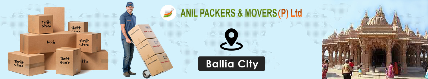 Packers and Movers in Ballia