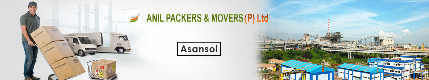 Packers and Movers in Asansol