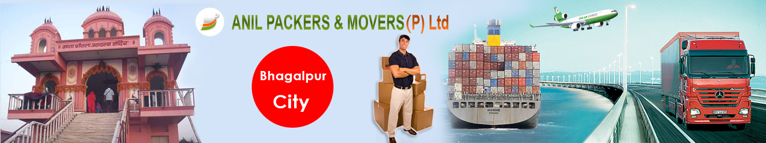 Packers and Movers in Bhagalpur