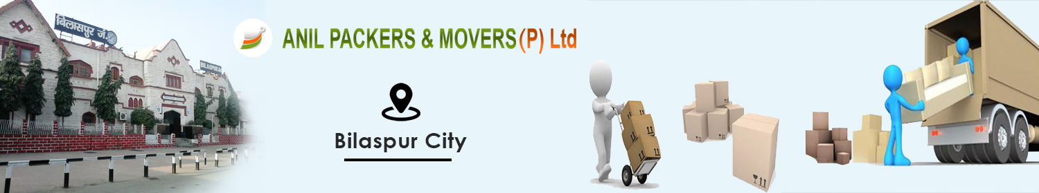 Packers and Movers in Bilaspur