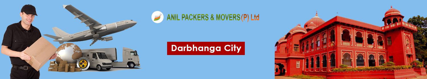 Packers and Movers in Darbhanga