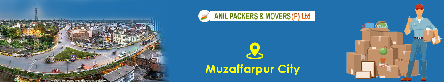 Packers and Movers in Muzaffarpur