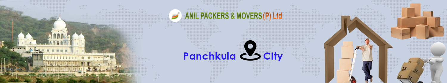 Packers and Movers in Panchkula