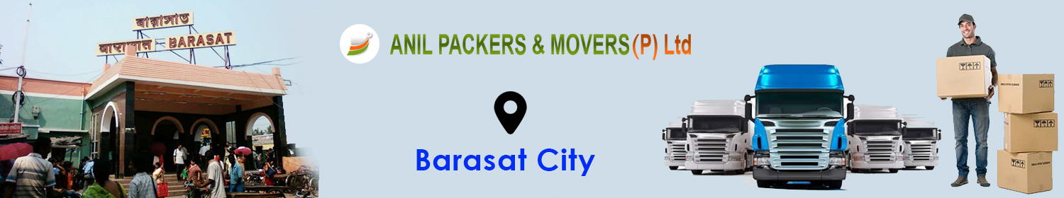 Packers and Movers in Barasat