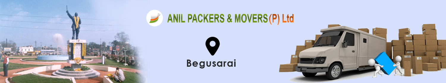 Packers and Movers in Begusarai