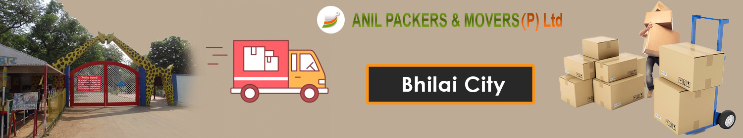 Packers and Movers in Bhilai