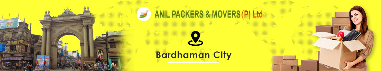 Packers and Movers in Bardhaman