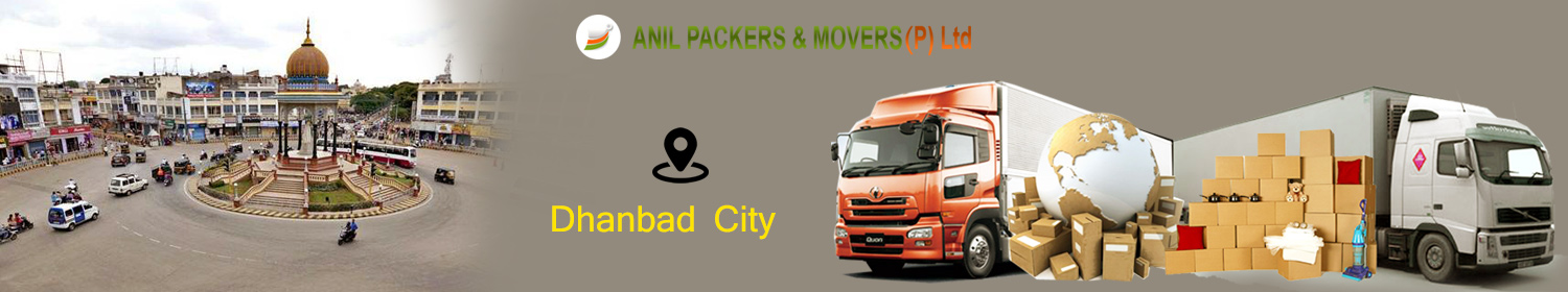 Best Packers and Movers in Dhanbad