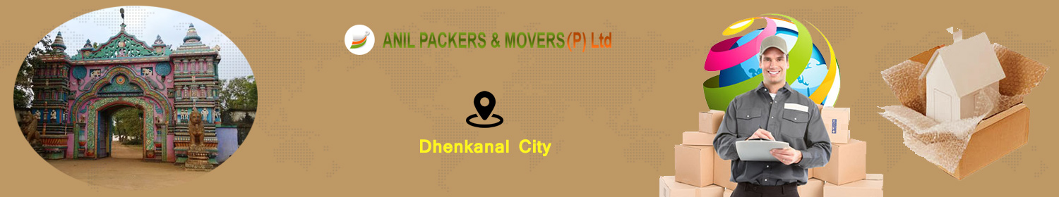 Packers and Movers in Dhenkanal