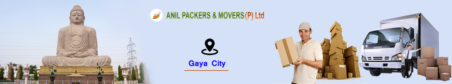 Packers and Movers in Gaya