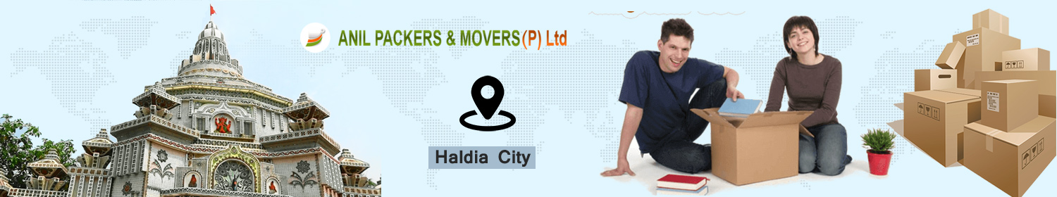 Packers and Movers in Haldia