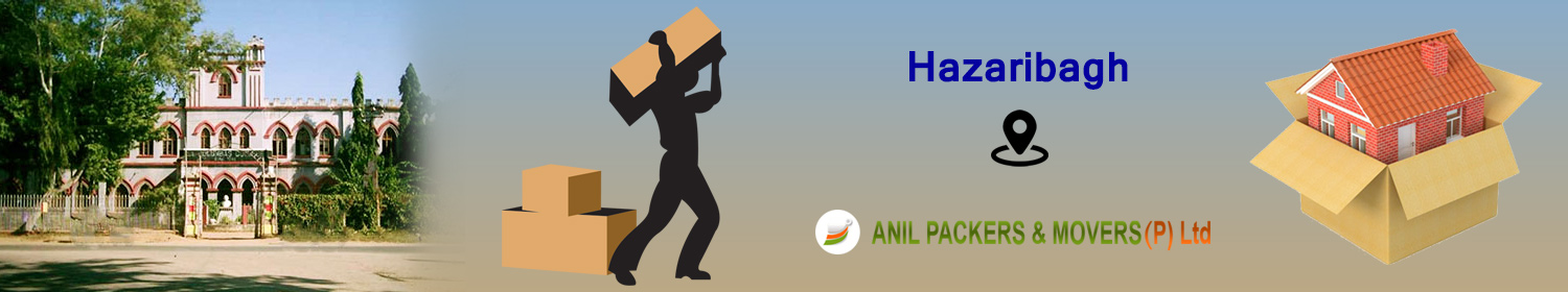 Packers and Movers in Hazaribagh