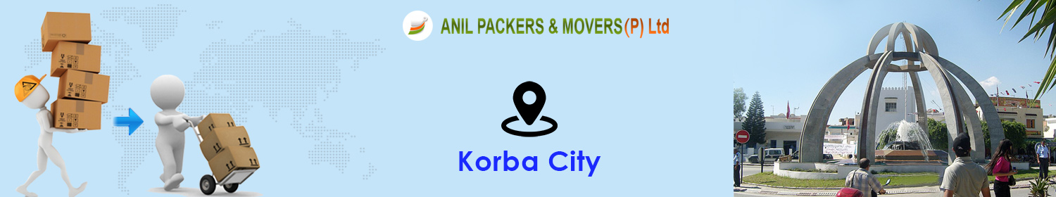 Packers and Movers in Korba