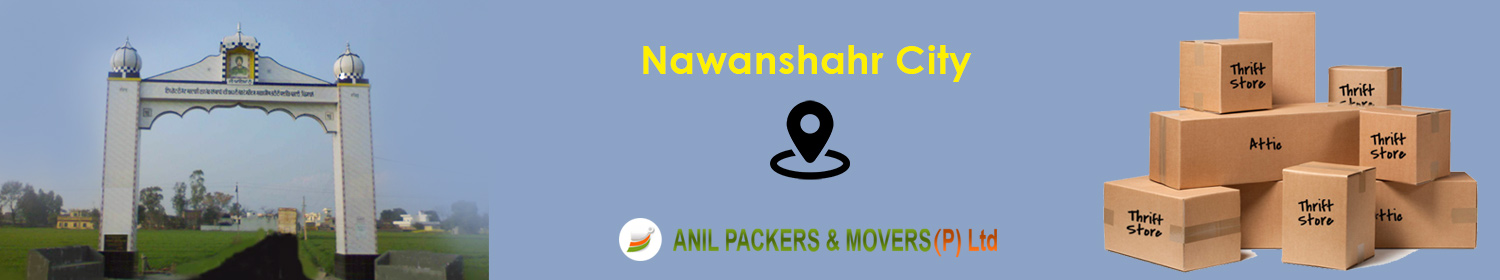 Packers and Movers in Nawanshahr