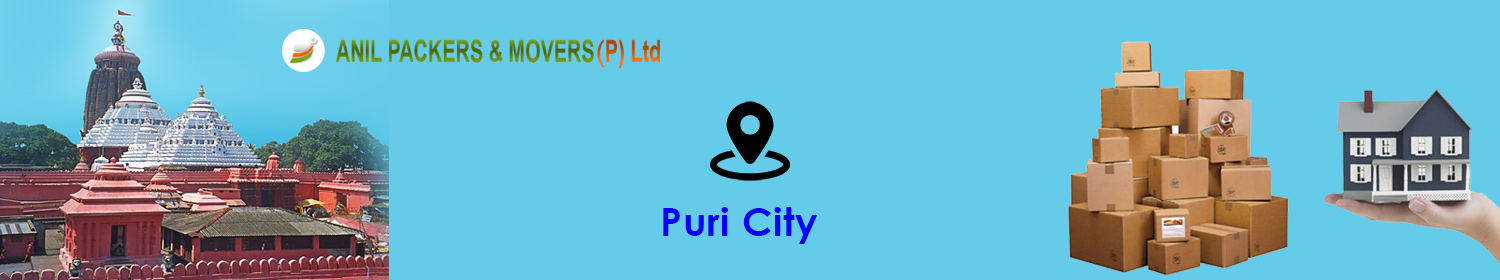 Packers and Movers in Puri