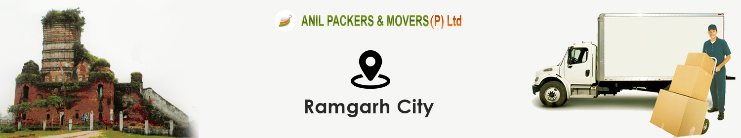 Packers and Movers in Ramgarh