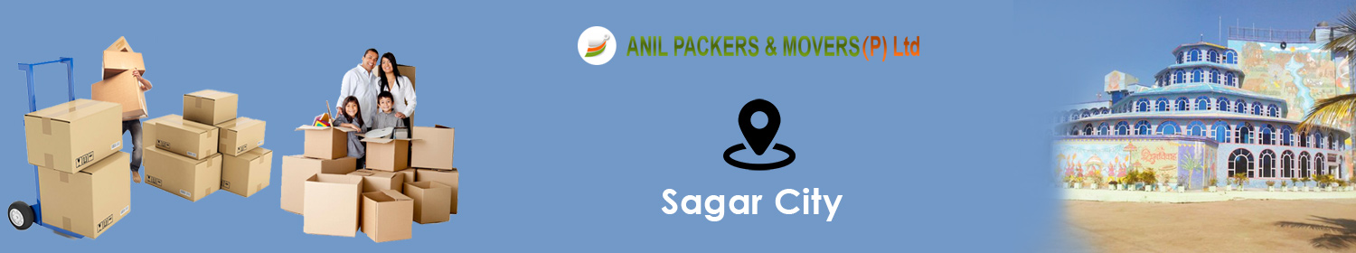 Packers and Movers in Sagar