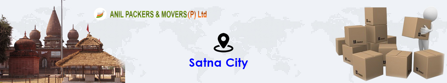 Packers and Movers in Satna