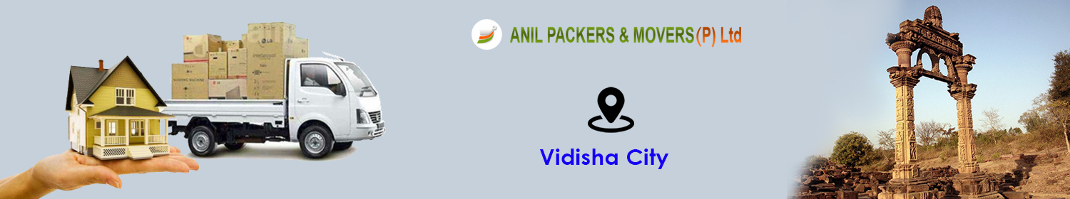 Packers and Movers in Vidisha